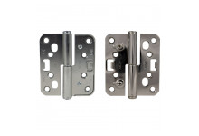 Abloy has expanded its hinges range by two long-waited products.